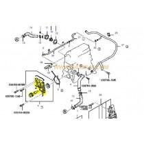 ПОМПА ВОДНА  SPORTAGE 2.0 SOHC -98) GAS 0FE1H15010G
