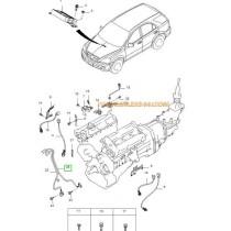 ДАТЧИК РАЗПРЕДЕЛИТЕЛЕН ВАЛ  3.5L V6 (G6CU) SORENTO/TERRACAN 3931839800