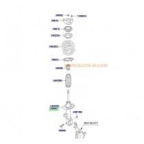 АМОРТИСЬОР ПРЕДЕН ДЕСЕН  SPORTAGE / iX35 (10- (GAS) 546612S000