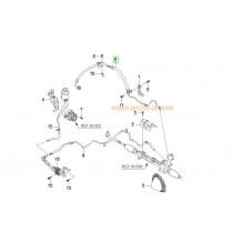 МАРКУЧ-ТРЪБА ХИДРАВЛИКА ВИСОКО НАЛЯГАНЕ  2.0 CRDI MAGENTIS/CARENS (06- 575102G200