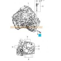 ДАТЧИК ЗАДНА СКОРОСТ (ключ) M12x1.5 (26mm)  # 96192077
