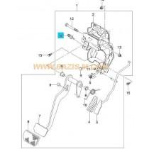 ДАТЧИК СПИРАЧКИ (СТОП МАШИНКА) (ключ) 4 pin 96312343